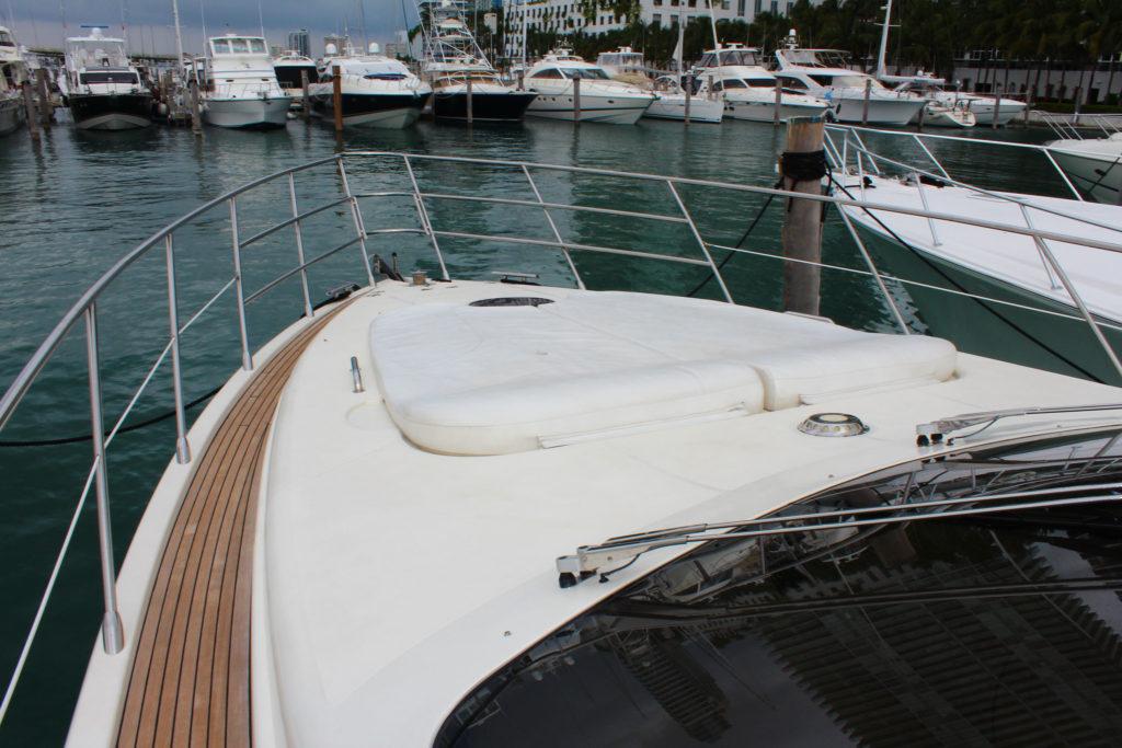 62 Azimut' Boat Rental Miami