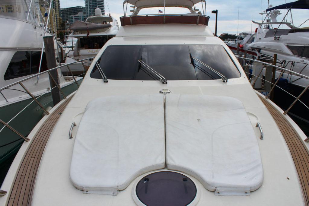62 Azimut' Yacht Rental Fort Lauderdale