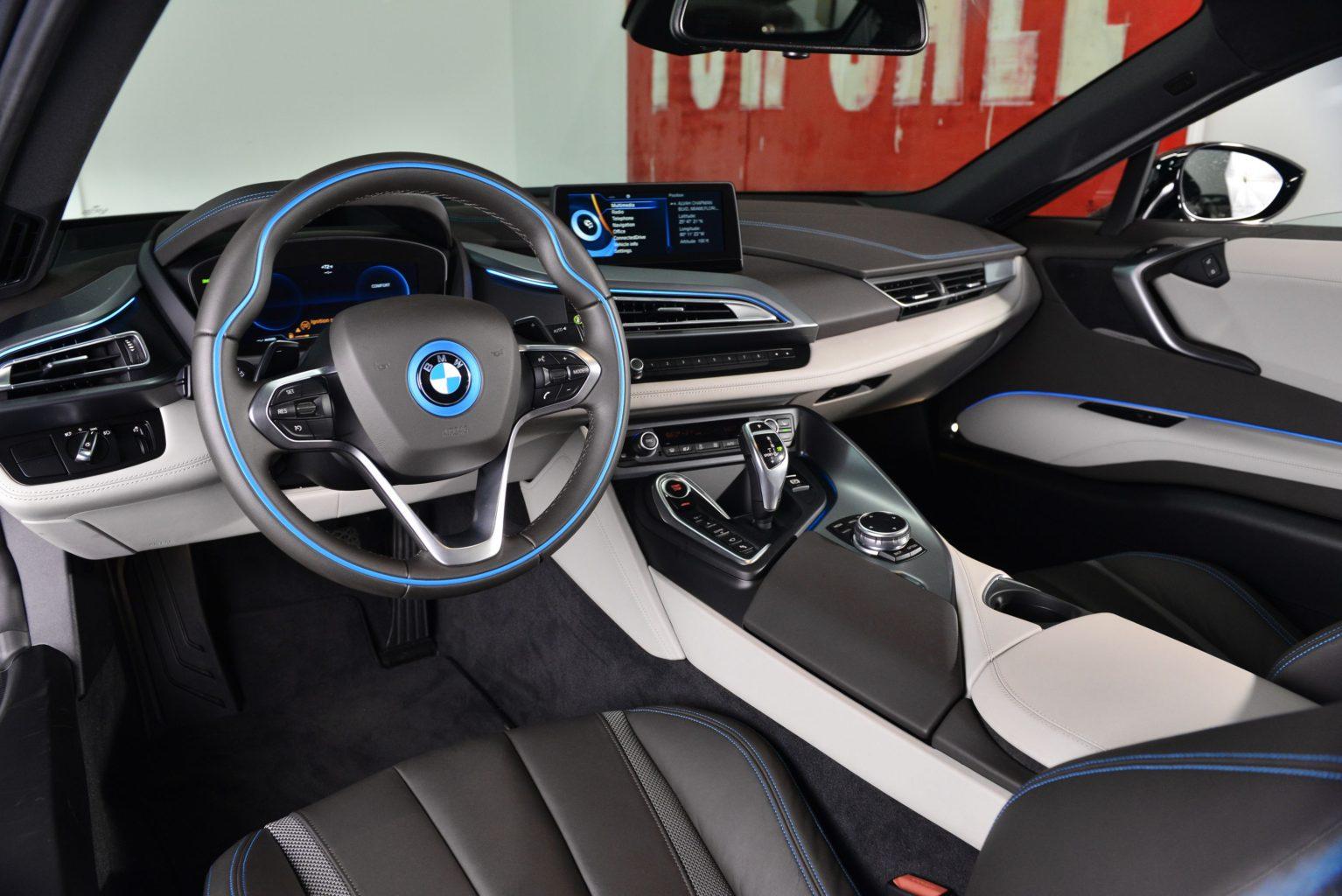 Bmw I8 Interior Prime Luxury