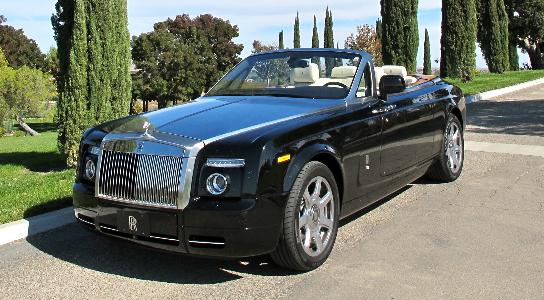 Rolls Royce Drophead Luxury Car Rental Miami Prime Luxury