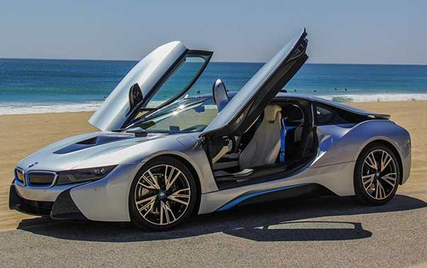 bmw i8 Luxury Car Rentals Miami