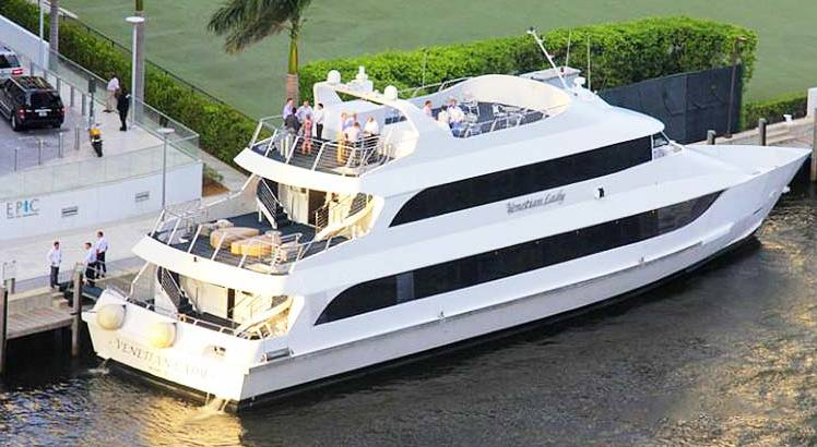Party Boat Rentals Miami Party Yacht Rental Fort Lauderdale