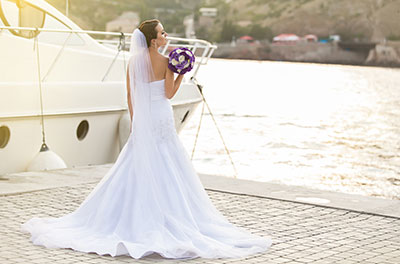 wedding-boat