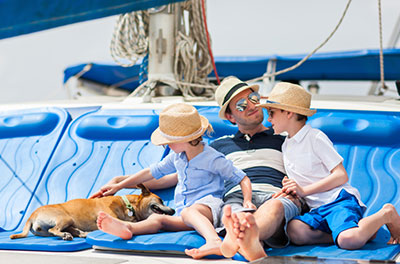 family yacht rental miami