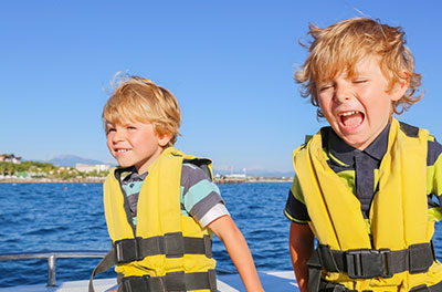 family yacht rental