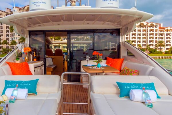 5 Charter Boat Destinations from Miami