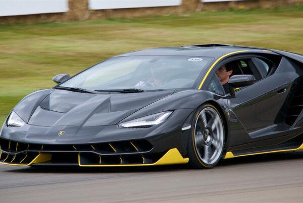 Lamborghini Rentals Miami
