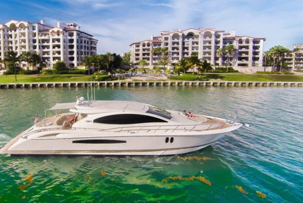 """The perfect yacht for your next adventure, presenting the Azimut 62"""""""