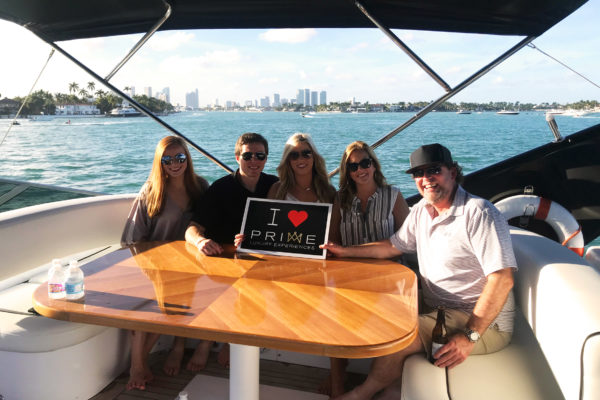 Yacht charters & rentals miami