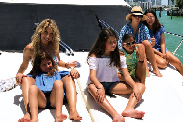 Family trip boat charters