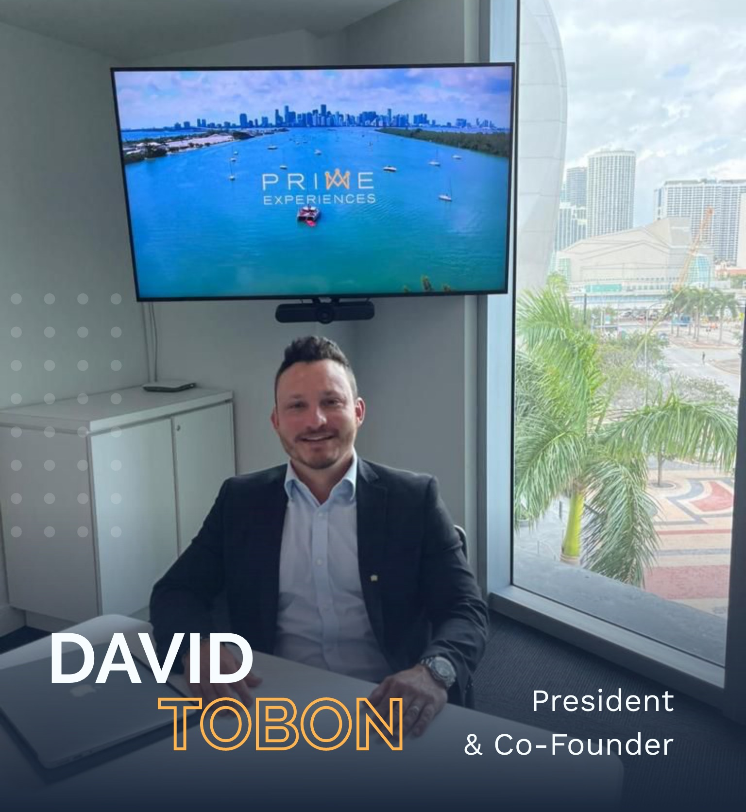 Prime Experiences is set to revolutionize the luxury yacht charter market by accepting Crypto technology as payments in the U.S.